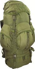 Forces 66 Litre Olive - Militaire Cadet Dos Patrouille Pack Bergen ( Molle
