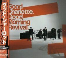 Good Morning Revival [Japan Bonus Track] by Good Charlotte Audio CD 2007 NEW