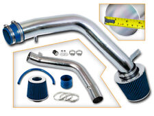 BCP BLUE 03-07 Accord 3.0L V6 Cold Air Intake Induction Kit + Filter