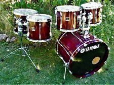 "Yamaha ""Stage Custom"" shellset 22/10/12/13/14 - drums batería perc -."