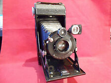 Zeiss Ikon Ikonta 520/2 Klappkamera Kamera Objektiv Novar Anastigmat 6,3/10,5 cm