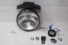 Harley FXR front end headlamp + visor FXLR FXRC FXLR Sportster Dyna XL EPS18593