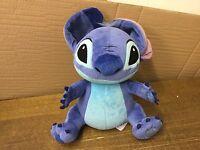 Authentic Disney Store Exclusive Stitch Soft Plush Toy LILO And Stitch VGC