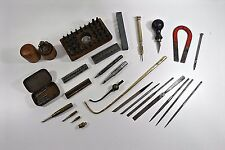 Antique our Vintage Lot 23 Jeweler Watchmaker Tools