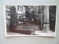 Ansichtskarte Wald-Michelbach Ehrenmal der Gemeine Erster Weltkrieg 1959