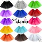 The Elixir Kids Tutu Ballet Dance Skirt Girls Costume Dress Wear