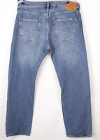 Levi's Strauss & Co Hommes 501 Jeans Jambe Droite Taille W36 L30 BCZ953