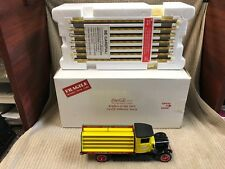 1928 COCA-COLA DELIVERY TRUCK WITH BOTTLES STILL FACTORY SEALED Free Shipping!!