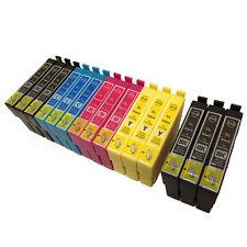 15 Ink Cartridge for Epson WorkForce WF-2510WF WF-2540WF WF-2630WF T