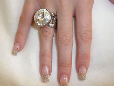 Dyrberg/Kern Ring mit megagroßen Stein Ladenpreis 139€