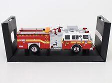 Code 3 FDNY New York Seagrave Pumper Squad Co 252 Fire Truck 1:64 Diecast 12653