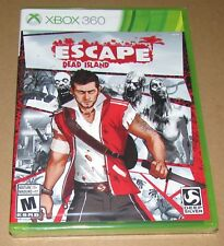 Escape Dead Island (Microsoft Xbox 360) Brand New / Fast Shipping