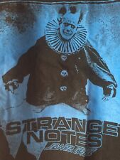 Santa Cruz Strange Notes Vtg Nos Shirt Horror It Clown Vintage Skateboard