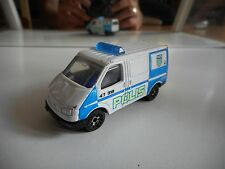 Matchbox Ford Transit Polis in White/Blue