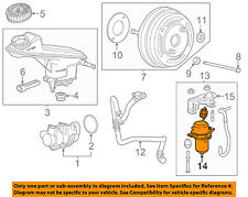 Buick GM OEM 16-18 Encore-ABS Pump & Motor Assy 95379814