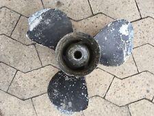 """propeller MerCruiser 48-79574 19"""" Defekt an den Kanten"""