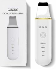 Épurateur Ultrasonique de Peau, Épurateur Visage Cleaner Skin Scrubber,