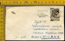 Repubblica francobollo commemorativo isolato S 802