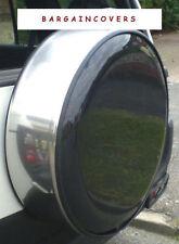 Suzuki Jimny or Grand Vitara Schwarz  Silber Stahl reifen reifen hülle überzug