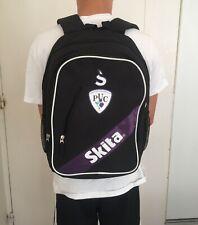 Sac à dos sport unisexe enfant Noir (marque Skita au logo du PUC- école de Foot)