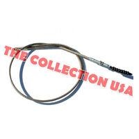 Genuine Harley Davidson SINGLE Secondary Lock 4 Way Socket ONLY 1 P//N 72654-01