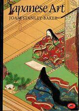 Japanese Art- J.S.BAKER, 1992 , Thames & Hudson-  illustrato - ST563