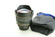 Nikon AF Nikkor 14mm f/2,8 D, ED,  FX