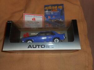 Autoart/Biante Holden Torana A9X Ultra Blue 1/18 NRFB