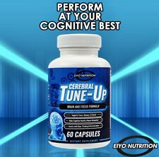 Brain Supplements - Nootropics, Memory Pills, Brain Booster Supplements, Mind IQ