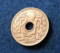 1932 France 5 Centimes - Very Nice Coin - See PICS