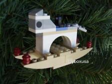 * Custom * Lego Christmas Holiday Tree Ornament Horse Built w/ NEW Bricks Parts