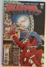 """DEADPOOL #21 """"SHAKESPOOL"""" VARIANT 1:50 BAGGED AND BOARDED NM/MCOMBINE SHIPPING"""