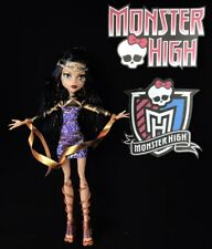CLEO DE NILE BOO YORK, BOO YORK COMET-CROSSED COUPLE DOLL - MONSTER HIGH, 2015