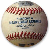 Los Angeles Dodgers vs. San Diego Padres Game Used Baseball 08/30/2013 MLB Holo