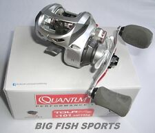 QUANTUM TOUR MG PT Baitcast Reel #T101HPTMg FREE USA SHIP! LEFTY NEW 7.0:1 Ratio