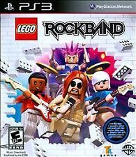 LEGO Rock Band (Sony PlayStation 3, 2009)