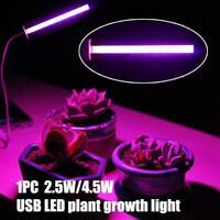Indoor Imitating Sunlight Fill Light Flower Succulent Usb LED Plant Growth Light