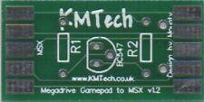 Adattatore joymega per controllare 3 pulsante standard MSX GAMES con Megadrive Gamepad PCB fai da te