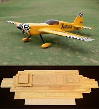 "78"" wing span KATANA X Plane short kit/semi kit and plans"