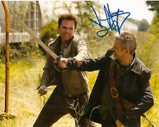 Revolution Billy Burke Autographed Signed 8x10 Photo COA PROOF