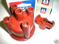 Tapa Delco + Rotor Seat / Fiat 124 y 128 (Delco Bosch) Distribuidor
