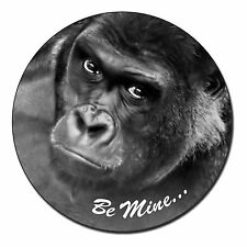 Be Mine! Gorilla Fridge Magnet Stocking Filler Christmas Gift, AM-10FM