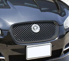 EXPRESS GLOSS BLACK PACK Front Center Grill for JAGUAR XF XFR 09-11 X250