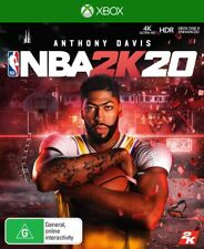 NBA 2K20 Xbox One Game NEW