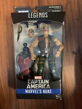 Marvel Legends NUKE Series Figure BAF Giant Man Captain America Action NIB