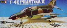 Revell 1:32 F-4E F-4 E Phantom II Fighter/Bomber Plastic Model Kit #H-182U