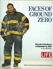 Face of Ground Zero Book (2002, Hardcover)/September 11th Heros
