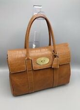 Mulberry Heritage Bayswater Bag in Oak Congo Leather