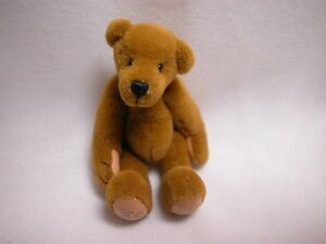 "World of Miniature Bears By Theresa Yang.5"" Cashmere Ben #857 CLOSING"