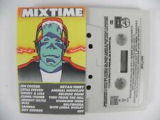 MIXTIME 1987 Compilation Virgin Joe Cocker Boy George EMI Musicassetta MC Tape